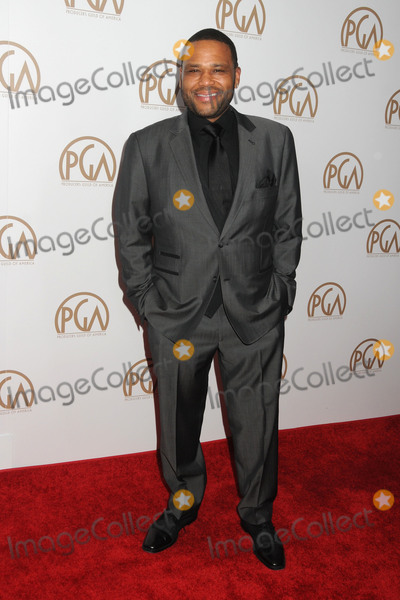 Anthony Anderson Photo - 23 January 2016 - Century City, California - Anthony Anderson. 27th Annual Producers Guild of America Awards held at the Hyatt Regency Century Plaza Hotel. Photo Credit: Byron Purvis/AdMedia