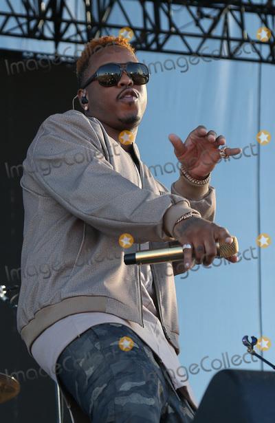 Jeremih Photo - 24 September 2016 - Las Vegas, NV -  Jerimih. 2016 iHeart Radio Music Festival Village at the MGM Village.  Photo Credit: MJT/AdMedia