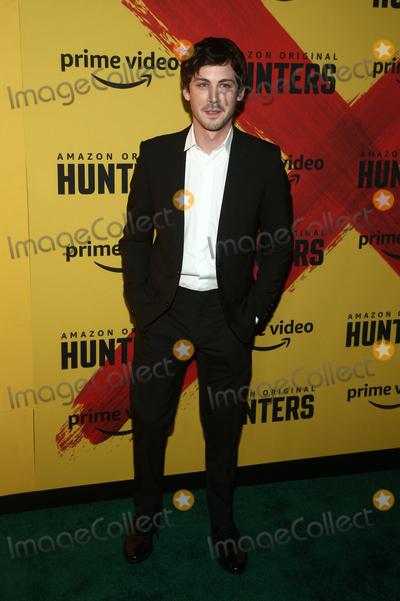 Logan Lerman Photo - 19 February 2020 - Los Angeles, California - Logan Lerman. the world premiere of Hunters held at DGA Theater. Photo Credit: FS/AdMedia