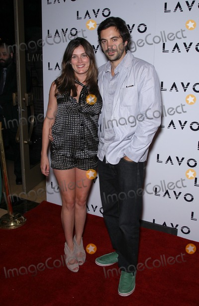 Kat Coiro, Rhys Coiro Photo - 17 September 2011 - Las Vegas, Nevada - Kat Coiro, Rhys Coiro.  Rhys Coiro hosts post fight party at Lavo inside the Palazzo Las Vegas .  Photo Credit: MJT/AdMedia