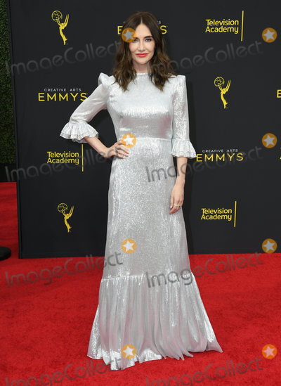 Photo - 15 September 2019 - Los Angeles, California - Carice Von Houten. 2019 Creative Arts Emmys Awards - Arrivals held at Microsoft Theater L.A. Live. Photo Credit: Birdie Thompson/AdMedia