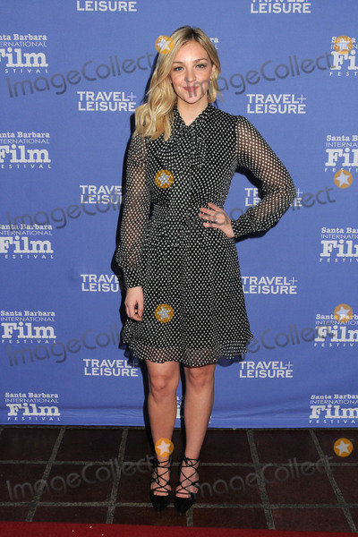 Abby Elliott Photo - 6 February 2016 - Santa Barbara, California - Abby Elliott. 31st Annual Santa Barbara International Film Festival - Virtuosos Award held at the Arlington Theater. Photo Credit: Byron Purvis/AdMedia
