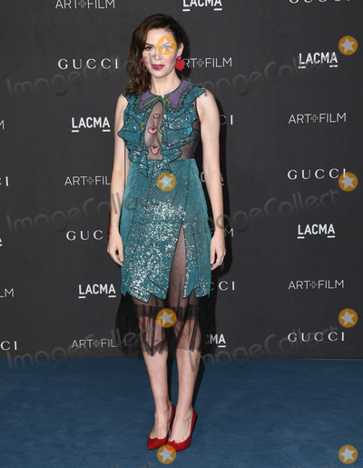 Carly Steel, Carly Steele Photo - 02 November 2019 - Los Angeles, California - Carly Steel. 2019 LACMA Art + Film Gala Presented By Gucci held at LACMA. Photo Credit: Birdie Thompson/AdMedia