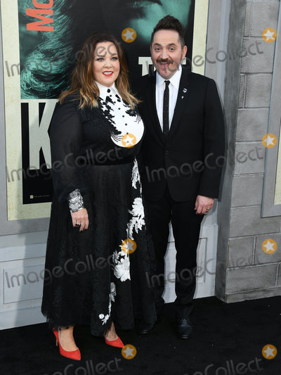 """Ben Falcone, TCL Chinese Theatre Photo - 05 August 2019 - Hollywood, California - Melissa McCarthy, Ben Falcone. """"The Kitchen"""" Los Angeles Premiere held at TCL Chinese Theatre. Photo Credit: Birdie Thompson/AdMedia"""