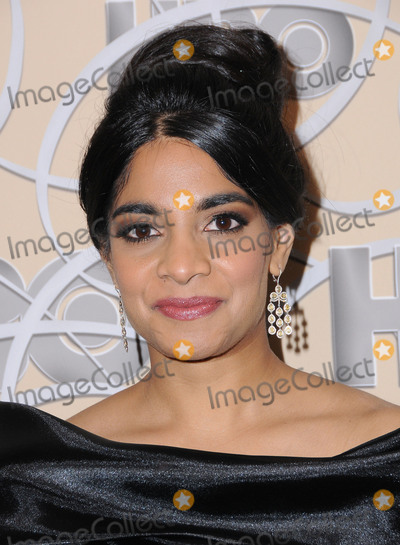 Amara Karan Photo - 08 January 2017 - Beverly Hills, California - Amara Karan. HBO's Official 2017 Golden Globe Awards After Party held at the Beverly Hilton Hotel Photo Credit: Birdie Thompson/AdMedia
