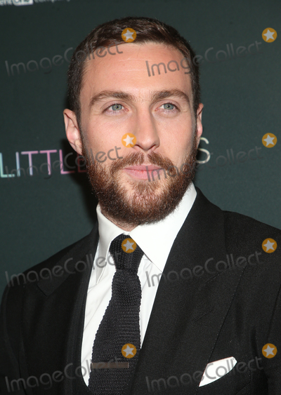 Aaron Taylor-Johnson, Taylor Johnson Photo - 4 December 2019 - West Hollywood, California - Aaron Taylor-Johnson. Special Screening Of Momentum Pictures A Million Little Pieces held at The London Hotel. Photo Credit: FS/AdMedia