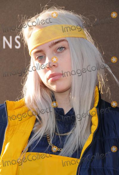 "Billie Eilish Photo - 30 March 2017 - Los Angeles, California - Billie Eilish.  Premiere Of Netflix's ""13 Reasons Why"" held at Paramount Studios in Los Angeles. Photo Credit: Birdie Thompson/AdMedia"