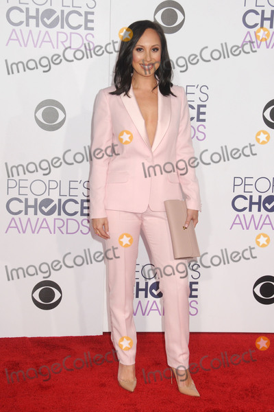 Cheryl Burke Photo - 6 January 2016 - Los Angeles, California - Cheryl Burke. People's Choice Awards 2016 - Arrivals held at The Microsoft Theater. Photo Credit: Byron Purvis/AdMedia