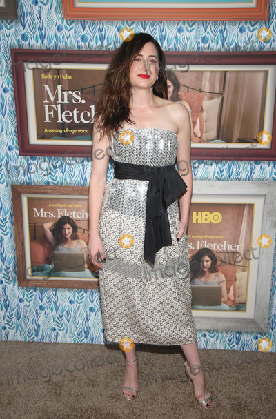 """Kathryn Hahn, Billy Wilder Photo - 21 October 2019 - Los Angeles, California -  Kathryn Hahn. Premiere Of HBO's """"Mrs. Fletcher"""" held at The Billy Wilder Theater at the Avalon Hollywood. Photo Credit: FayeS/AdMedia"""