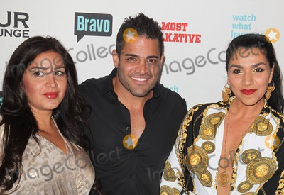 """Andy Cohen, Mercedes Javid, Asa Rhamati, Mike Shouhed Photo - 14 May 2012 - West Hollywood, California - Mercedes Javid, Mike Shouhed, Asa Rhamati. Bravo's Andy Cohen's Book Release Party For """"Most Talkative: Stories From The Front Lines Of Pop Held at SUR Lounge. Photo Credit: Kevan Brooks/AdMedia"""