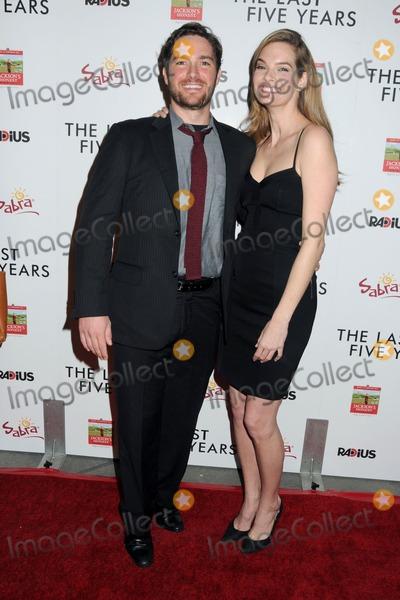 "Alan Simpson Photo - 11 February 2015 - Hollywood, California - Alan Simpson, Nicole Steinwedell. ""The Last Five Years"" Los Angeles Premiere held at Arclight Cinemas. Photo Credit: Byron Purvis/AdMedia"