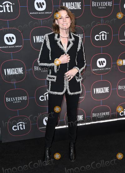 Brandi Carlile, Brandy Photo - 07 February 2019 - Los Angeles, California - Brandi Carlile. 2019 Warner Music Group Pre-Grammy Celebration held at Nomad Hotel. Photo Credit: Birdie Thompson/AdMedia