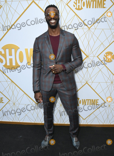 Aldis Hodge, Eve, Aldis Hodges Photo - 21 September 2019 - West Hollywood, California - Aldis Hodge. 2019 Showtime Emmy Eve Celebration held at Poolside at The San Vincente Bungalows. Photo Credit: Birdie Thompson/AdMedia