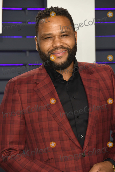 Anthony Anderson, Wallis Annenberg Photo - 24 February 2019 - Los Angeles, California - Anthony Anderson