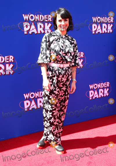 "Constance Zimmer Photo - 10 March 2019 - Westwood, California - Constance Zimmer. ""Wonder Parker"" Los Angeles Premiere held at Regency Village Theater. Photo Credit: Faye Sadou/AdMedia"