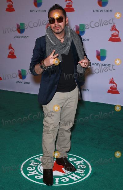 Andy Galvez Photo - 20 November 2014 - Las Vegas, Nevada -  Andy Galvez.  15th Annual Latin Grammy Arrivals at MGM Grand Garden Arena.  Photo Credit: MJT/AdMedia
