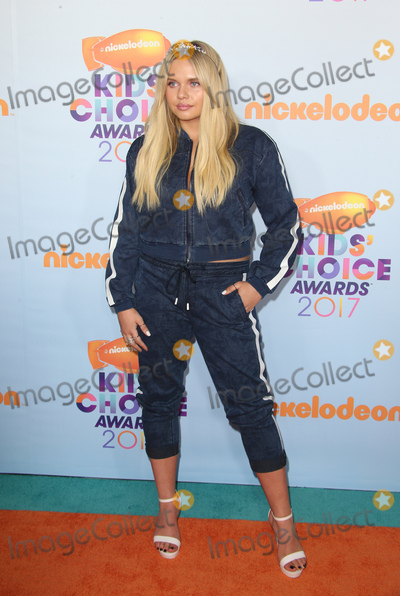 Alli Simpson Photo - 11 March 2017 -  Los Angeles, California - Alli Simpson. Nickelodeon's Kids' Choice Awards 2017 held at USC Galen Center. Photo Credit: Faye Sadou/AdMedia