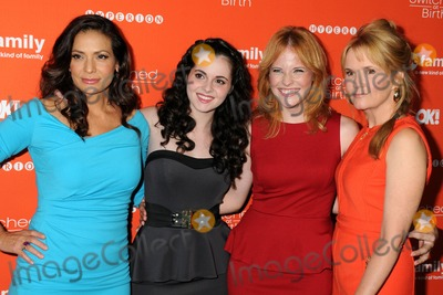 """Constance Zimmer, Lea Thompson, Vanessa Marano, Katie Leclerc, Katie Leclerc_, Léna Jam-Panoï, Vanessa Larré Photo - 13 September 2012 - Hollywood, California - Constance Zimmer, Vanessa Marano, Katie Leclerc, Lea Thompson. ABC Family's """"Switched at Birth"""" Fall Premiere held at The Redbury Hotel. Photo Credit: Byron Purvis/AdMedia"""