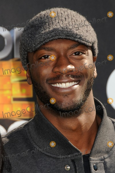 Aldis Hodge, Aldis Hodges Photo - 21 February 2011 - Santa Monica, California - Aldis Hodge. 1st Annual Cartoon Network Hall of Game Awards held at Barker Hangar. Photo: Byron Purvis/AdMedia