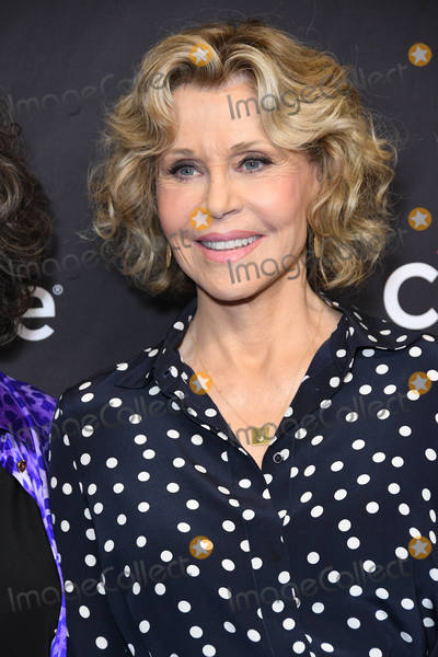 "Jane Fonda Photo - 16 March 2019 - Hollywood, California - Jane Fonda. 2019 Paley Fest ""Grace and Frankie"" held at Dolby Theater. Photo Credit: Birdie Thompson/AdMedia"