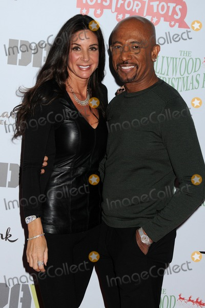 Montel Williams, Tara Fowler, MONTELL WILLIAMS Photo - 1 December 2013 - Hollywood, California - Tara Fowler, Montel Williams. 82nd Annual Hollywood Christmas Parade held on Hollywood Blvd. Photo Credit: Byron Purvis/AdMedia