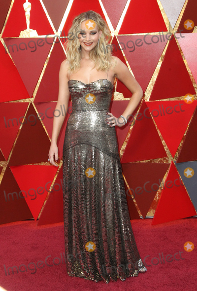 Jennifer Lawrence Photo - 04 March 2018 - Hollywood, California - Jennifer Lawrence. 90th Annual Academy Awards presented by the Academy of Motion Picture Arts and Sciences held at the Dolby Theatre. Photo Credit: AdMedia