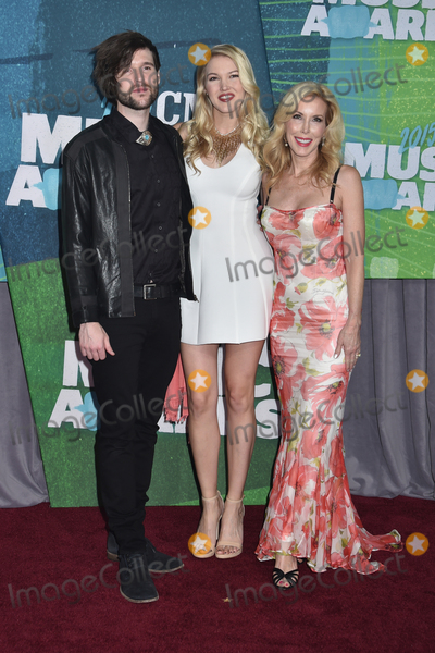 Ashley Campbell Photo - 10 June 2015 - Nashville, Tennessee - Ashley Campbell, Kimberly Campbell. 2015 CMT Music Awards held at Bridgestone Arena. Photo Credit: Laura Farr/AdMedia