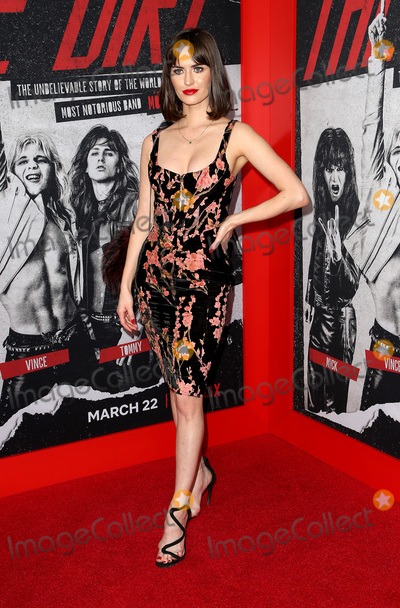 """Alexanne Wagner Photo - 18 March 2019 - Hollywood, California - Alexanne Wagner. Netflix's """"The Dirt"""" World Premiere held at The Wolf Theatre at The ArcLight Cinemas Cinerama Dome. Photo Credit: Faye Sadou/AdMedia"""