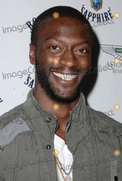 """Aldis Hodge, Billy Morrison, Aldis Hodges Photo - 02 September  2015 - Beverly Hills, California - Aldis Hodge. VIP Reception for the opening of """"Dis-Ease"""", the fine art of Billy Morrison held at The Mouche Gallery. Photo Credit: Birdie Thompson/AdMedia"""
