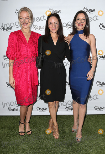 Emmanuelle Vaugier, Rachel Skarsten, Anna Silk Photo - 04 November 2017 - Los Angeles, California - Rachel Skarsten, Emmanuelle Vaugier, Anna Silk. 2017 Fluffball Benefiting Forgotten Horses Rescue! at The Lombardi House. Photo Credit: F. Sadou/AdMedia