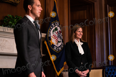 Supremes, The Used, Josh Hawley, Supreme Court Photo - Seventh United States Circuit Court Judge Amy Coney Barrett, US President Donald J. Trump's nominee for the US Supreme Court meets with United States Senator Josh Hawley (Republican of Missouri) in the Mansfield Room at the U.S. Capitol October 1, 2020 in Washington, DC. Barrett is meeting with senators ahead of her confirmation hearing which is scheduled to begin on October 12, less than a month before Election Day. Credit: Demetrius Freeman / Pool via CNPCredit: Demetrius Freeman / Pool via CNP/AdMedia