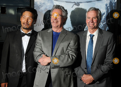 "Beck, TCL Chinese Theatre, Beck Weathers, David Breashears Photo - 9 September 2015 - Hollywood, California - Ang Phula Sherpa, Dr. Beck Weathers, David Breashears. ""Everest"" Los Angeles Premiere held at the TCL Chinese Theatre. Photo Credit: Byron Purvis/AdMedia"