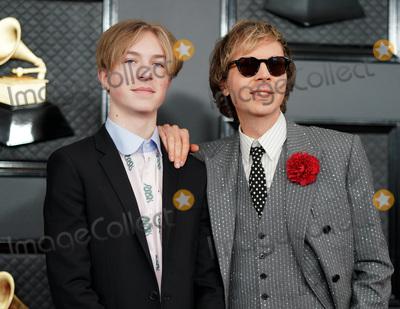 Beck, Grammy Awards Photo - 26 January 2020 - Los Angeles, California - Beck, Cosimo Henri. 62nd Annual GRAMMY Awards held at Staples Center. Photo Credit: AdMedia