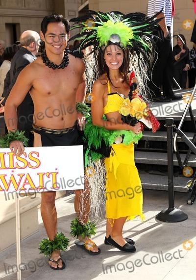 Photo - 14 January 2011 - Las Vegas, Nevada - Miss Hawaii Jalee Fuselier.  Miss America 2011 DSW Shoe Parade at Paris Resort Hotel and Casino. Photo: MJT/AdMedia