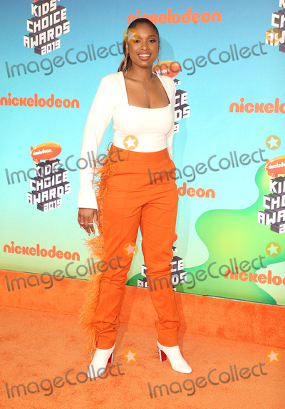 Jennifer Hudson Photo - 23 March 2019 - Los Angeles, California - Jennifer Hudson. 2019 Nickelodeon Kids' Choice Awards held at The USC Galen Center. Photo Credit: Faye Sadou/AdMedia