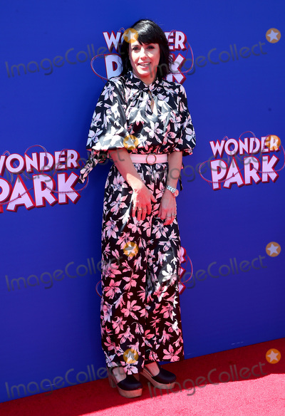 """Constance Zimmer Photo - 10 March 2019 - Westwood, California - Constance Zimmer. """"Wonder Parker"""" Los Angeles Premiere held at Regency Village Theater. Photo Credit: Faye Sadou/AdMedia"""