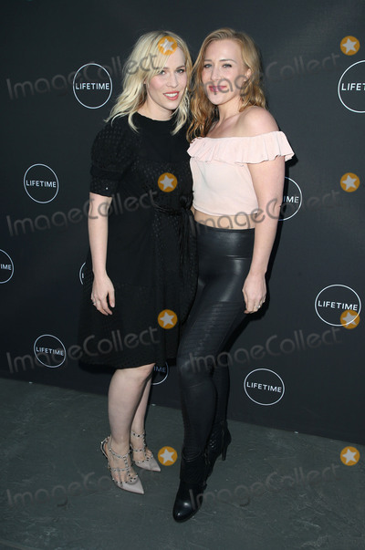"Andrea Schroder, Natasha Bedingfield Photo - 16 August 2017 - Los Angeles, California - Natasha Bedingfield, Nikola Rachelle Bedingfield. Lifetime's New Docuseries ""Growing Up Supermodel"" Exclusive LIVE Viewing Party Hosted By Andrea Schroder. Photo Credit: F. Sadou/AdMedia"