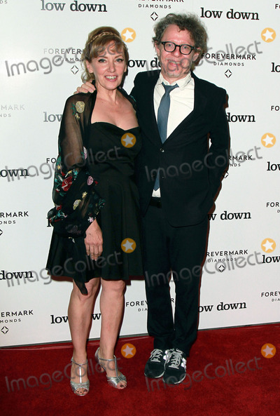 "Amy-Jo Albany Photo - 23 October 2014 - Hollywood, California - Amy-Jo Albany, Jeff Preiss. ""Low Down"" Los Angeles Premiere held at the Arclight Theatre. Photo Credit: Theresa Bouche/AdMedia"