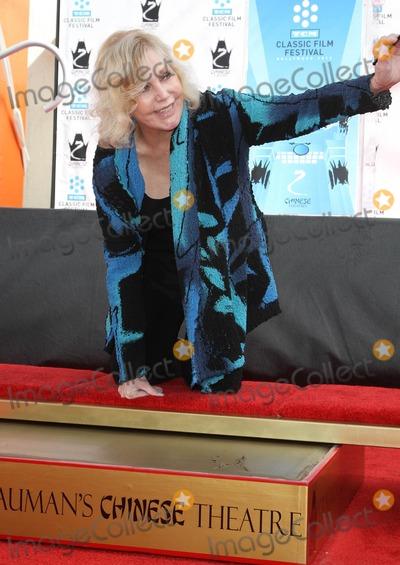 Kim Novak Photo - 14 April 2012 - Hollywood, California - Kim Novak. Kim Novak Immortalized With Hand And Footprint Ceremony As Part Of The 2012 TCM Classic Film Held at Grauman's Chinese Theatrel. Photo Credit: Kevan Brooks/AdMedia
