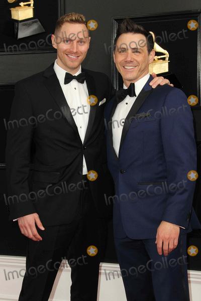 Grammy Awards Photo - 10 February 2019 - Los Angeles, California - Don McKinney, Brad Hugunin. 61st Annual GRAMMY Awards held at Staples Center. Photo Credit: AdMedia