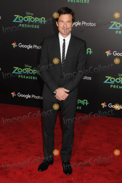 "Jason Bateman Photo - 17 February 2016 - Hollywood, California - Jason Bateman. ""Zootopia"" Los Angeles Premiere held at the El Capitan Theatre. Photo Credit: Byron Purvis/AdMedia"