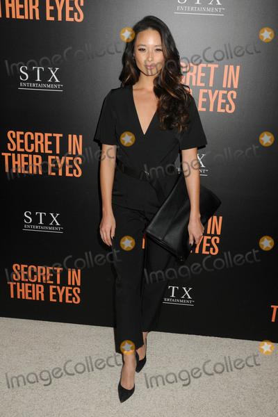 """Aja Dang Photo - 11 November 2015 - Westwood, California - Aja Dang. """"Secret In Their Eyes"""" Los Angeles Premiere held at The Hammer Museum. Photo Credit: Byron Purvis/AdMedia"""