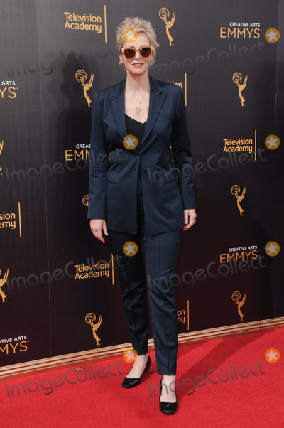 Jane Lynch Photo - 11 September 2016 - Los Angeles, California. Jane Lynch. 2016 Creative Arts Emmy Awards - Day 2 held at Microsoft Theater. Photo Credit: Birdie Thompson/AdMedia