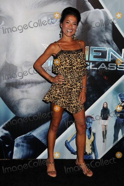 """Ariel Tweto Photo - 8 September 2011 - Hollywood, California - Ariel Tweto. """"X-Men: First Class"""" Blu-Ray/DVD Release Party held at the Roosevelt Hotel. Photo Credit: Byron Purvis/AdMedia"""