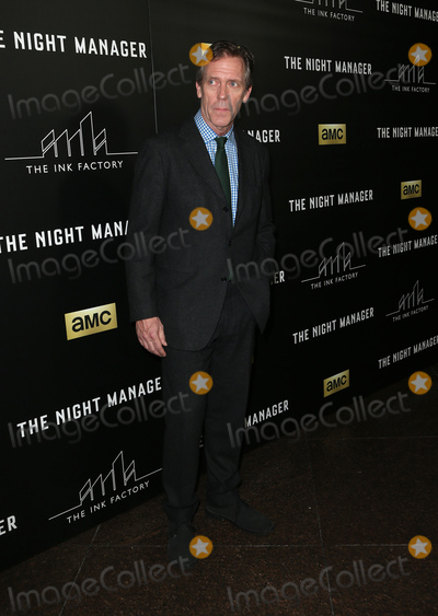 """Hugh Laurie Photo - 05 April 2016 - West Hollywood, Hugh Laurie. Premiere Of AMC's """"The Night Manager"""" at The DGA Theater. Photo Credit: F.Sadou/AdMedia"""