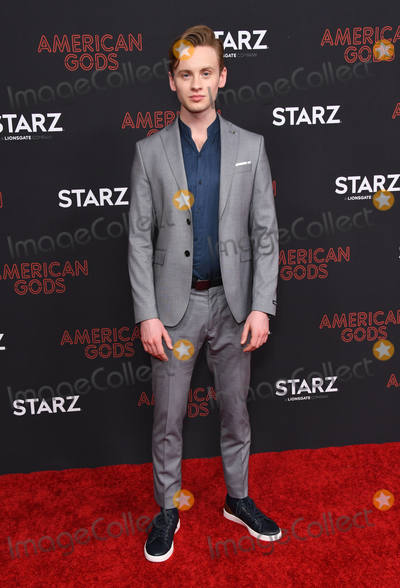 "Bruce Langley Photo - 05 March 2019 - Los Angeles, California - Bruce Langley. ""American Gods"" Season 2 Los Angeles Premiere held at the Ace Hotel Photo Credit: Birdie Thompson/AdMedia"