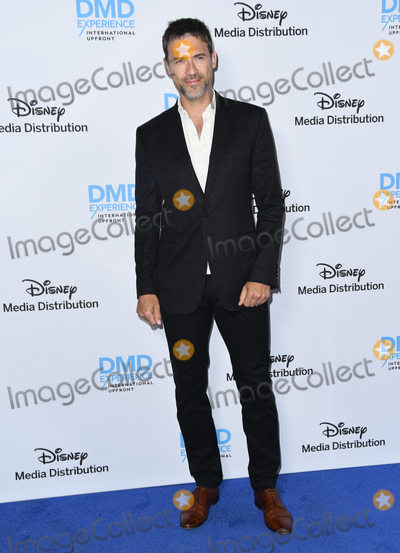 ADAM RAYNER, Walt Disney Photo - 20 May 2018 - Burbank, California - Adam Rayner. 2018 Disney/ABC International Upfronts held at Walt Disney Studios. Photo Credit: Birdie Thompson/AdMedia
