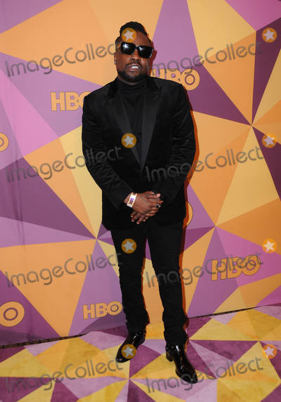 Wale Photo - 07 January 2018 - Beverly Hills, California - Wale. 2018 HBO Golden Globes After Party held at The Beverly Hilton Hotel in Beverly Hills. Photo Credit: Birdie Thompson/AdMedia