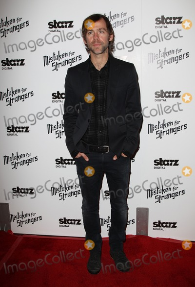 "Aaron Dessner Photo - 25 March 2014 - Los Angeles, California - Aaron Dessner. Los Angeles Screening Of ""Mistaken For Strangers"" Los Angeles Gala Dinner Held at The Shrine Auditorium. Photo Credit: F.Sadou/AdMedia"