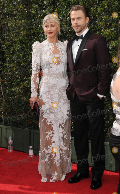 Derek Hough, Julianne Hough Photo - 11 September 2016 - Los Angeles, California. Julianne Hough, Derek Hough. 2016 Creative Arts Emmy Awards - Day 2 held at Microsoft Theater. Photo Credit: Birdie Thompson/AdMedia
